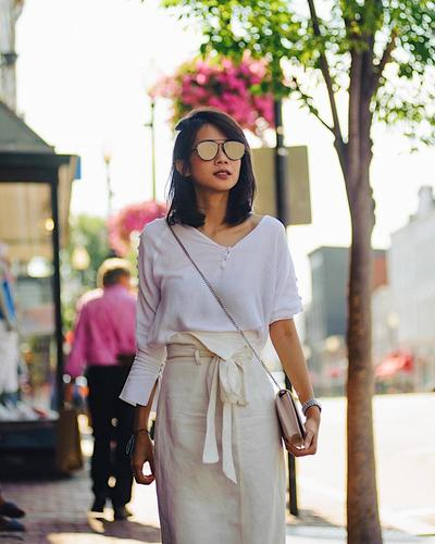 Tampil Stylish and Chic