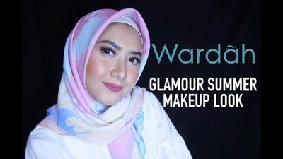 Pakai Produk Wardah, Kamu Bisa Ikuti 5 Tutorial Makeup Summer Ini