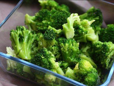Masker Sayur Brokoli