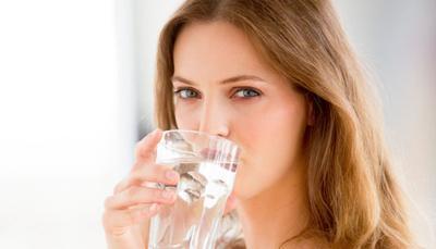 Minum Air Putih Sebelum Makan!