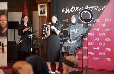 [EVENT] MakeOver Work Attack Bersama Beautynesia