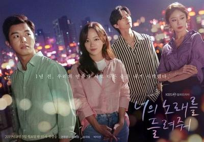 "Sinopsis Drama korea Terbaru 2019 ""I Wanna Hear Your Song"""