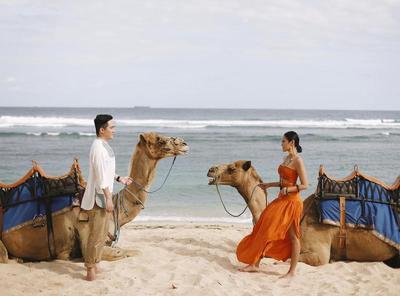Sweet Banget! Inspirasi Foto Prewedding Vinna Gracia, dari Klasik Hingga Luxury