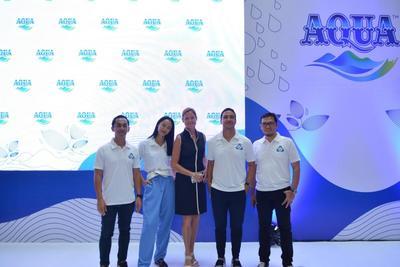 Danone-AQUA Perkenalkan Botol 100% Daur Ulang di Jakarta