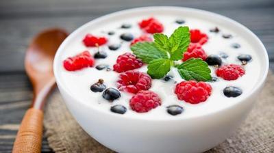 Kandungan dalam yogurt