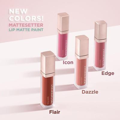 Buat Kamu Makin Cantik, Wardah Instaperfect Punya Banyak Pilihan Warna Lip Matte Baru