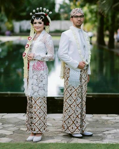 6 Mitos dalam Pernikahan Adat Jawa