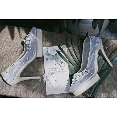 5 Rekomendasi Online Shop yang Jual Sepatu Cantik untuk Pesta Pernikahan
