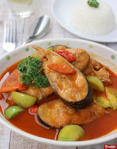 Ikan Asam Padeh Padang