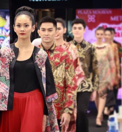 9 Desainer Unjuk Karya dalam METRO 'Merah Putih Nusantara' 2019