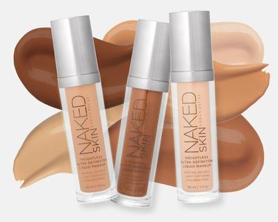 4. Urban Decay Naked Skin Weightless Ultra Definition Liquid Makeup