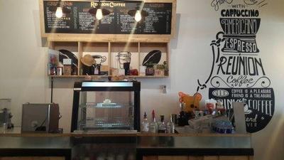 1. Reunion Cafe