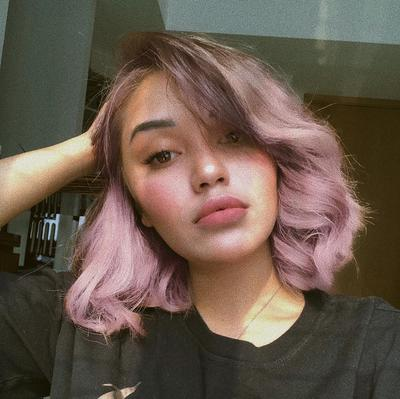 Ombre Pink Hairs