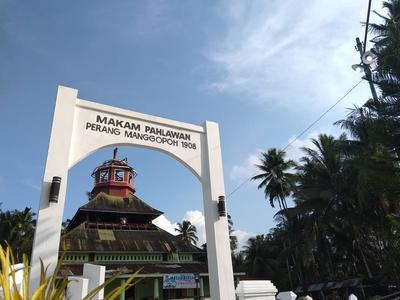 Akhir Hayat Siti Manggopoh
