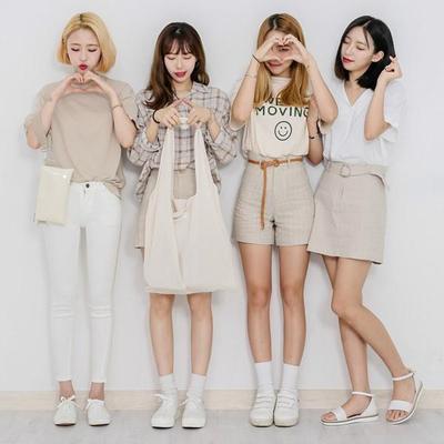 Menarik di Tiru, Begini Trend Fashion Korea 2019