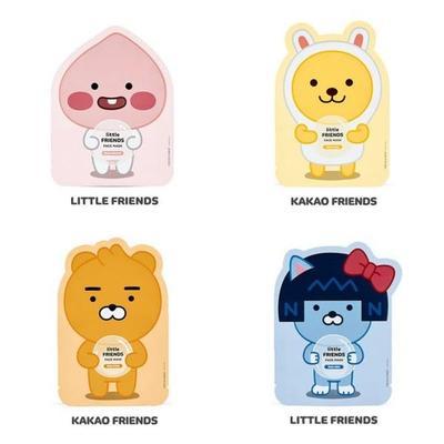 The Face Shop Little Friends Sheet Mask