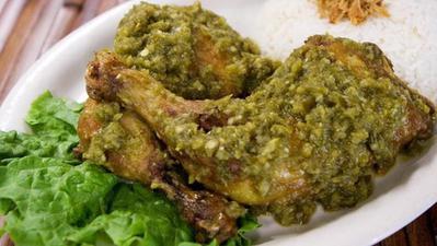 Resep: Ayam Sambal Ijo yang Lezat dan Nikmat