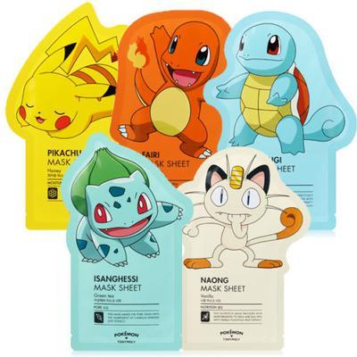 Tony Molly Pokemon Sheet Mask