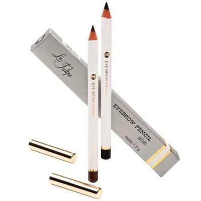 4. Pakai Eyebrow Pencil dari La Tulipe