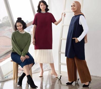 Yuk, Tampil Feminin Ala Ayudia Bing Slamet, Vanesha Prescilla, dan Laura Basuki