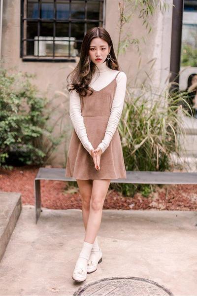 5. Dress Tumpuk