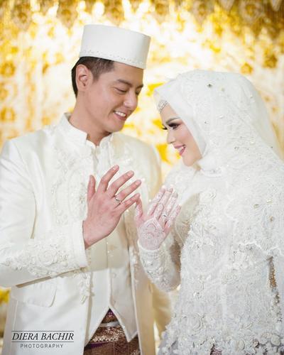 Akad Nikah dengan Tukar Cincin