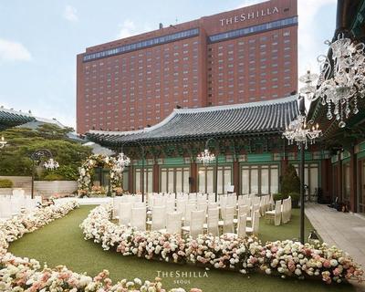 Super Mewah! The Shilla Hotel, Tempat Song Song Couple dan Selebritis Korea Menikah