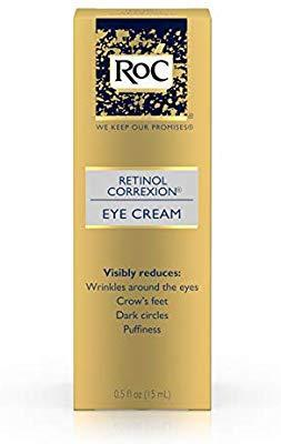 3. RoC Retinol Correxion Anti-Aging Eye Cream