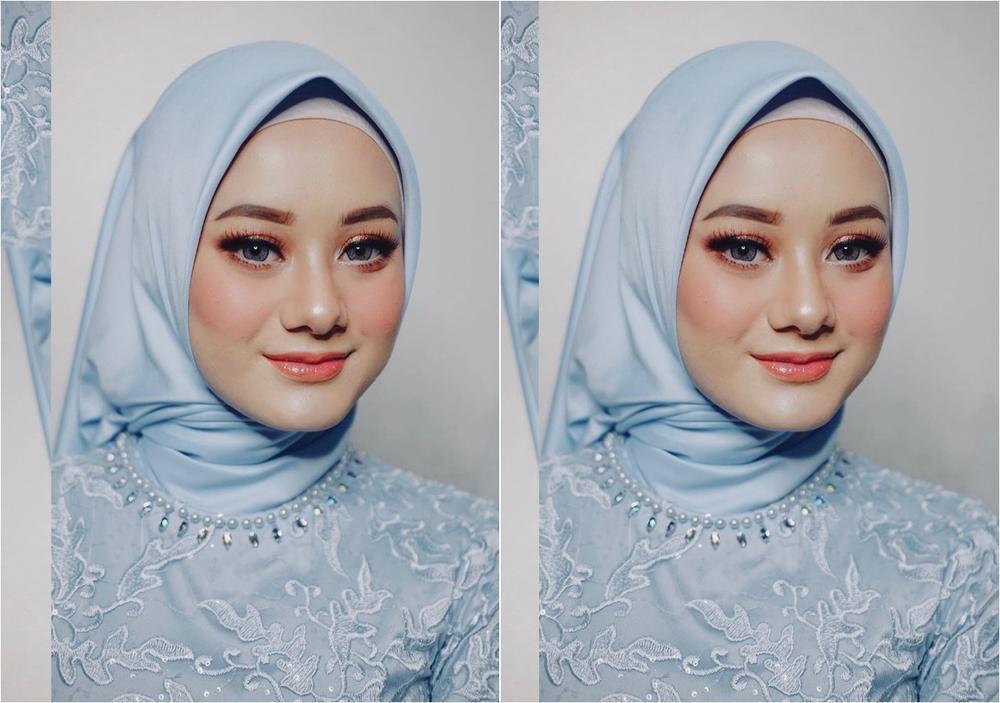 Dinda Hauw Tampil Flawless dengan Makeup Simpel Saat Wisuda, Contek Yuk Ladies!