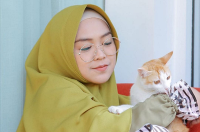 Begini Cara Memilih Hijab untuk Kamu yang Berwajah Bulat