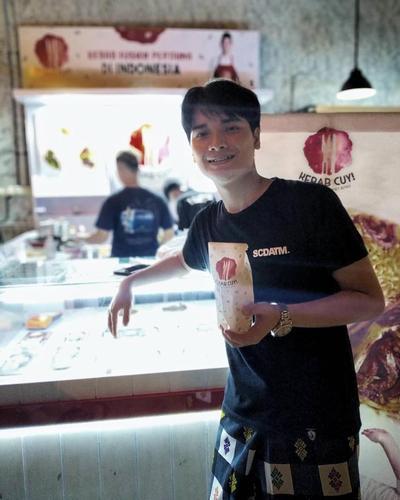 1. Muhammad Alvin Faiz - Kebab Cuy