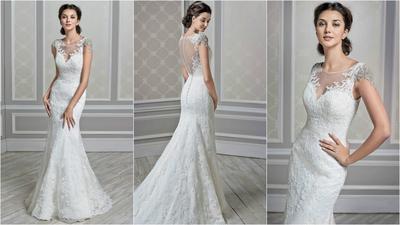 Menawan dan Berbeda, Ini Inspirasi Mermaid Wedding Dress yang Bisa Kamu Coba