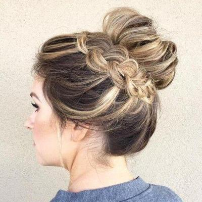Hairdo Simpel