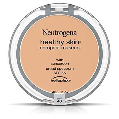 1.  Best Cream Foundation: Neutrogena Healthy Skin Compact Makeup
