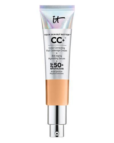 6.  Best CC Cream: IT Cosmetics CC+ Cream