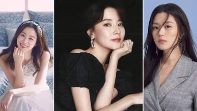 7 Artis Korea Tercantik Alami Tanpa Operasi Plastik