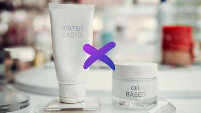 Oil based dan Water based