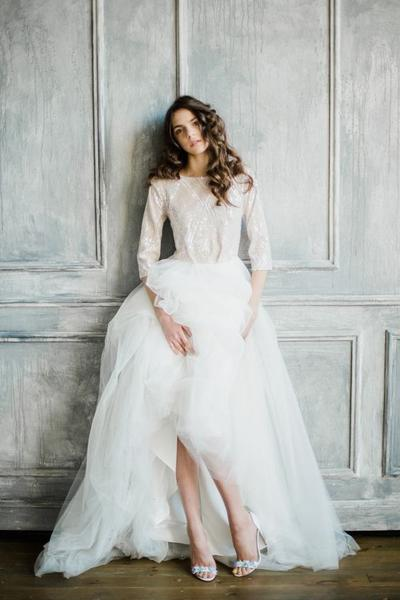 Casual Winter Wedding Dress
