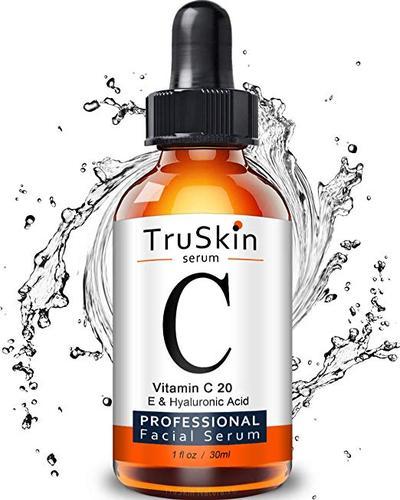 1.  Truskin Naturals Vitamin C Serum