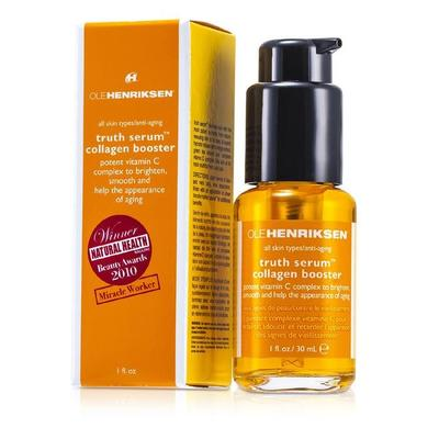 3. Ole Henriksen Truth Serum Vitamin C Anti-aging Collagen Booster