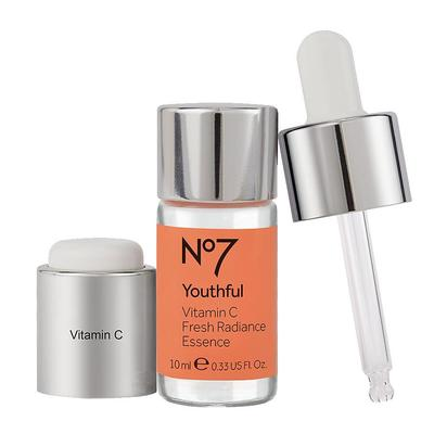 8. No.7 Youthful Vitamin C Fresh Radiance Essence