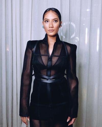 Dress Seksidari Rumah Mode Fendi