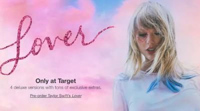 'Lover', Album Manis Bertajuk Cinta Taylor Swift yang Laris Manis