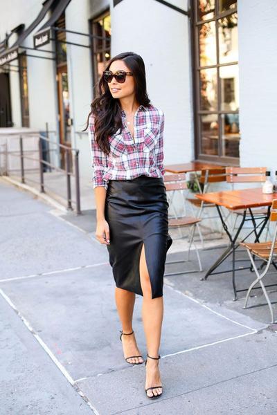 8. Pencil skirt