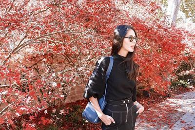 Supermodel! Inspirasi Gaya Fashion Wanita Bertubuh Tinggi ala Paula Verhoeven