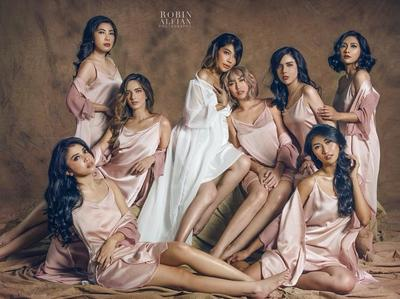 Maternity Shoot Bareng Sahabat