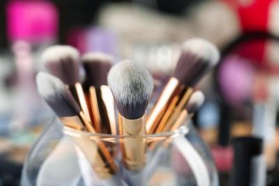 Sponge dan Brush Makeup