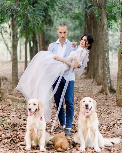 2. Menyatu dengan Alam Bersama Anjing Kesayangan
