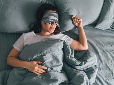 Detak jantung yang sangat keras saat tidur