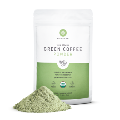 Neurogan Green Coffee Powder